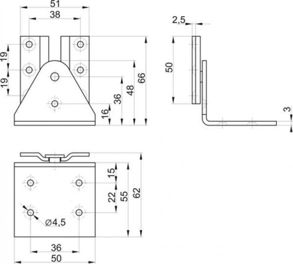 Механизм № 425/426