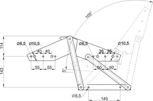 Механизм № 504