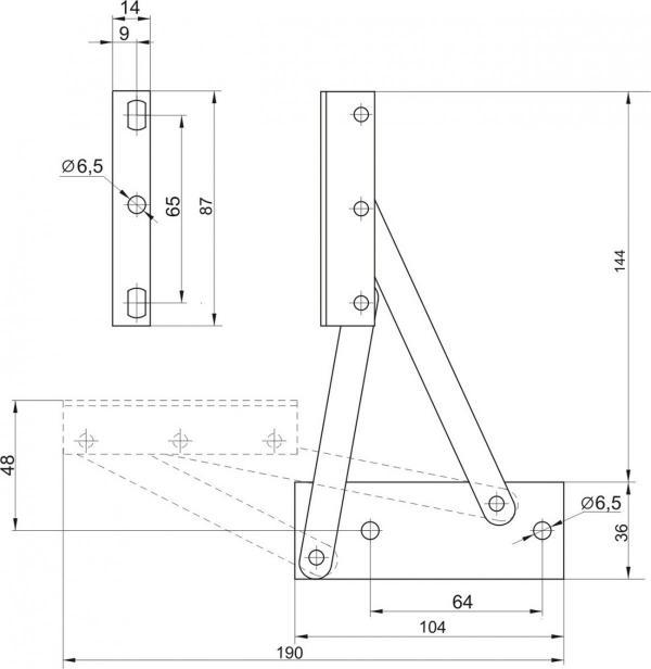 Механизм № 524