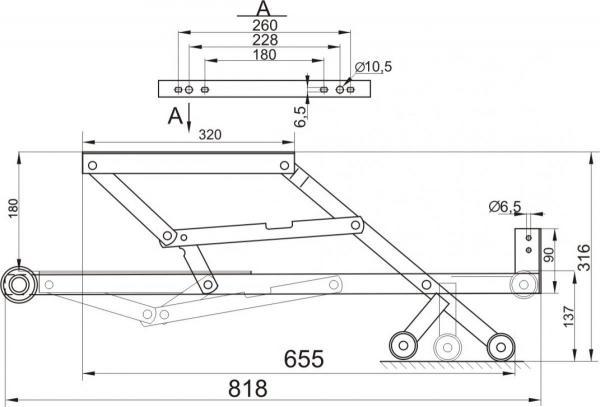 Механизм № 576