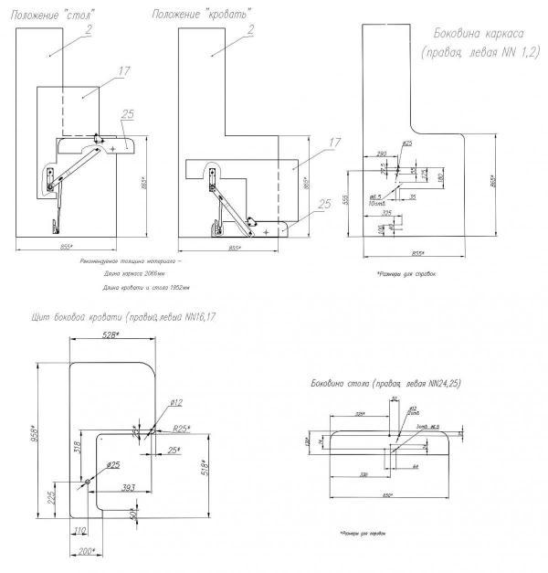 Механизм № 591