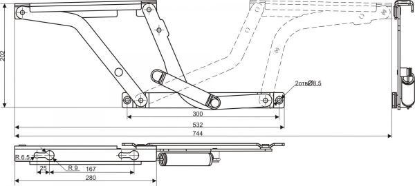 Механизм № 603