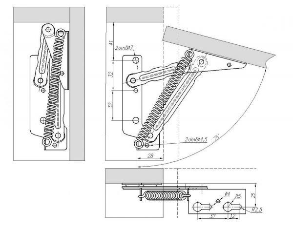 Механизм № 605