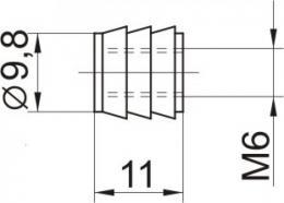 Дюбель № 336