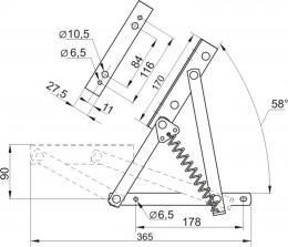 Механизм № 555