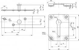 Механизм вращения № 586